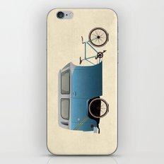 Camper Bike iPhone & iPod Skin