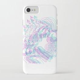 dreams in color  iPhone Case