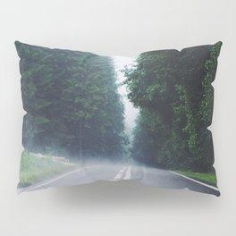 The Empty Road  Pillow Sham