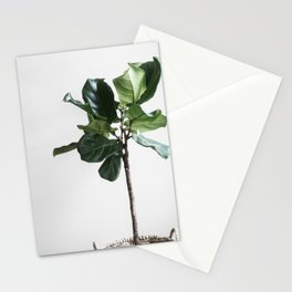 Life in the pot Stationery Cards