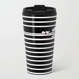 Audrey Hepburn - Pop Art Travel Mug