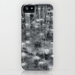 Ghostly Image iPhone Case