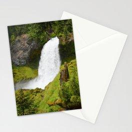 Sahalie Falls Oregon Stationery Cards