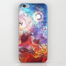 Vagenda Commission #1 (Monori Rogue) iPhone Skin