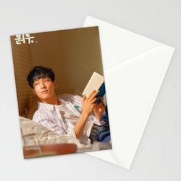 Artwork K-Pop SEVENTEEN Wonwoo Stationery Cards
