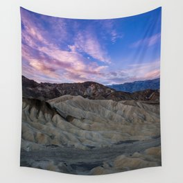 Death_Valley 5587 - Zabriskie_Point Sunrise Wall Tapestry