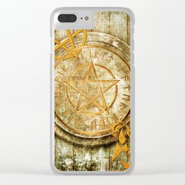 World of the Occult Clear iPhone Case