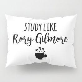 Gilmore Girls - Study like Rory Gilmore Pillow Sham