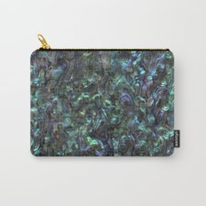 Abalone Shell | Paua Shell | Natural Carry-All Pouch