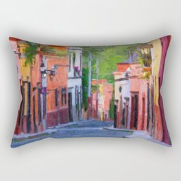 Guanajuato Rectangular Pillow