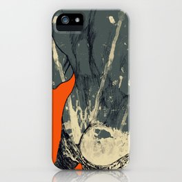 Cash Only iPhone Case