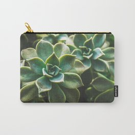 Botanical Gardens - Succulent #423 Carry-All Pouch