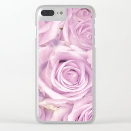 Romantic roses(11) Clear iPhone Case