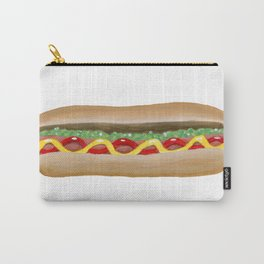 Hot Dog Carry-All Pouch