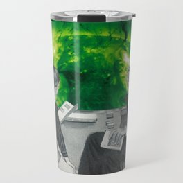 Radioactive Tourism: Part 1 Travel Mug