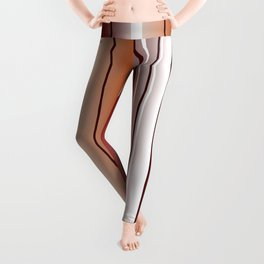 Coffee Color Leggings