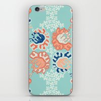 nouveau iPhone & iPod Skins featuring NOUVEAU by Sarah Doherty