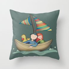 Romance {You and Me in my dreams} Throw Pillow