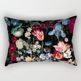 Midnight Garden XVII Rectangular Pillow