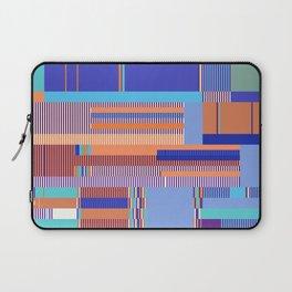 Scandinavian Moon (Blue Salmon Colours) Laptop Sleeve