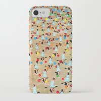 dance iPhone & iPod Cases featuring DANCE by Ben Giles