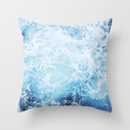Foamy Throw Pillow