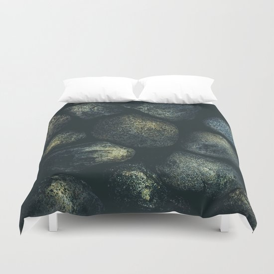 Rock hard Duvet Cover