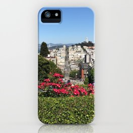 lombard iPhone Case