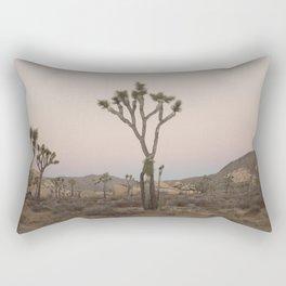 V is for Joshua Tree Rectangular Pillow