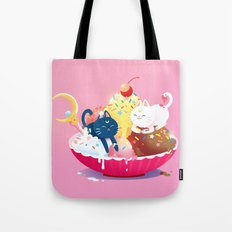 Moonie Sundae Tote Bag