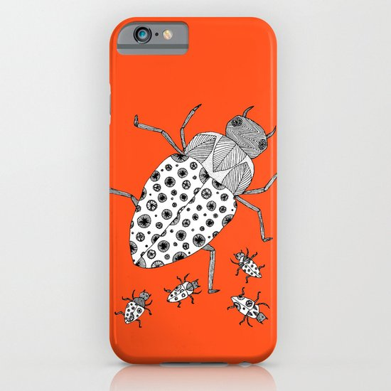 Roach Family iPhone & iPod Case