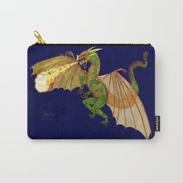 dragon_green   Carry-All Pouch