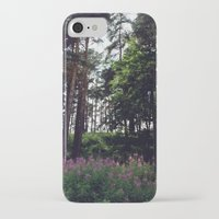 finland iPhone & iPod Cases featuring Porvoo- Finland by Cynthia del Rio