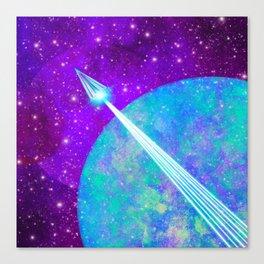 Off Planet Canvas Print