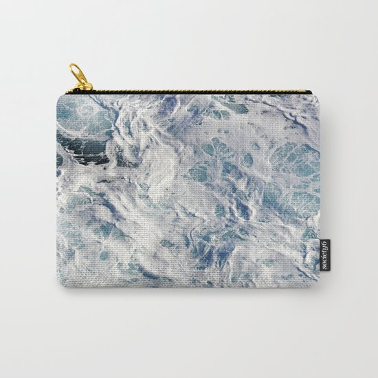 Seafoam Pacific Carry-All Pouch