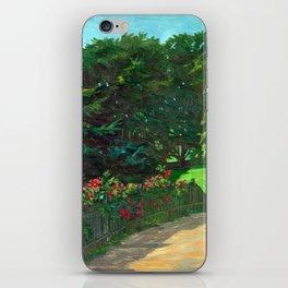 Wilhelm Trübner Landscape iPhone Skin