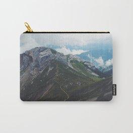Mt Pilatus, Switzerland Carry-All Pouch