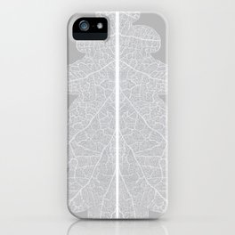 Oak Leaf iPhone Case