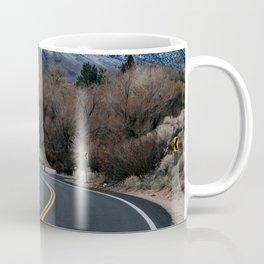 Blue Mountain Road Coffee Mug