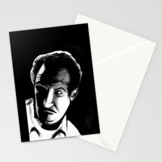 Vincent Price Stationery Cards