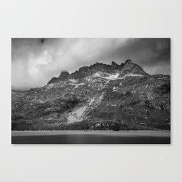 The ridge Canvas Print