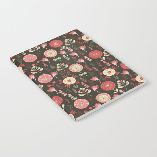 Magic garden Notebook