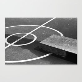 Form Over Function Canvas Print