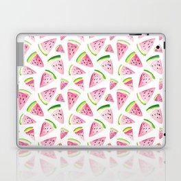 Watercolor Watermelon Pattern Laptop & iPad Skin