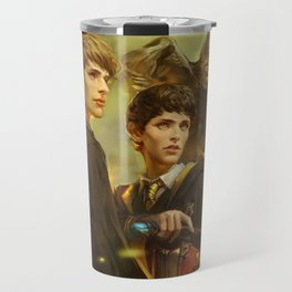BBC Merlin: Emrys Ascending  Travel Mug
