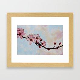 Hanami Framed Art Print