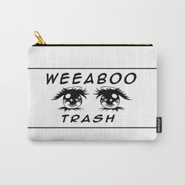Weeaboo Trash Carry-All Pouch