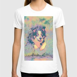 Pastel_Dog_001_by_JAMColors T-shirt