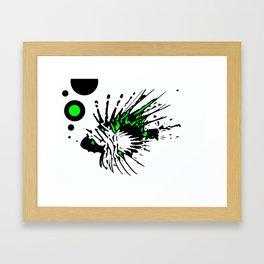 Scorpleonfish 1.2 Framed Art Print