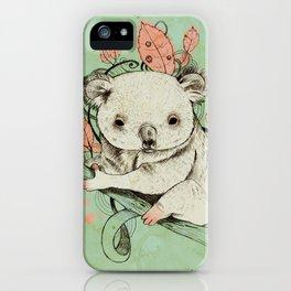 Koala! iPhone Case
